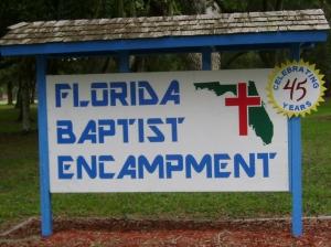 FL Baptist Encampment